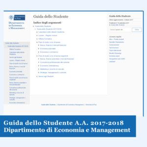 Guida dello Studente 2017/18