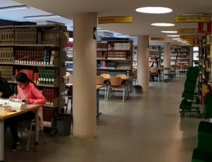 Servizi della Biblioteca di Economia di Pisa