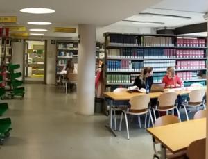 La Biblioteca di Economia di Pisa