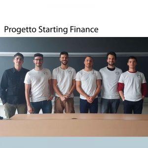 Ottimi risultati nel progetto Starting Finance