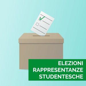 Elezioni per il rinnovo delle rappresentanze studentesche