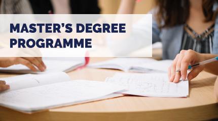 Master's Degree Programme Economics Pisa