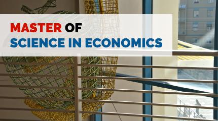 Master Of Science Economics Pisa