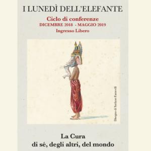 Conferenza Prof. Silvio Bianchi Martini, 14 Gennario 2019