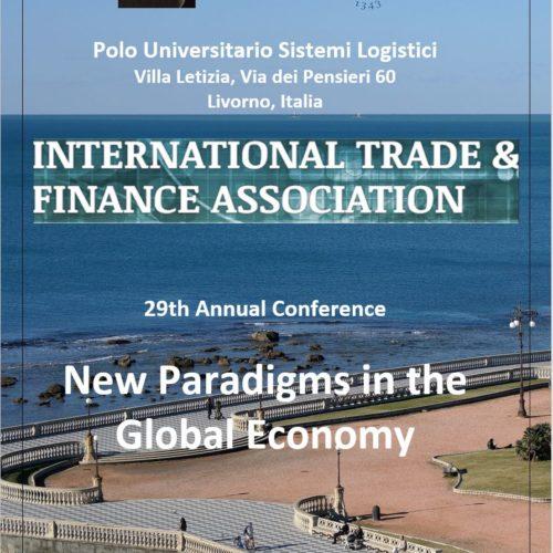 Conferenza International Trade and Finance Association – Polo Universitario Sistemi Logistici Livorno