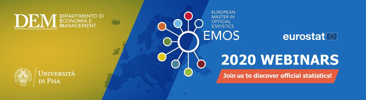 EMOS Webinars 2020