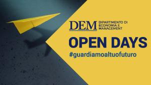 Open Days Economia Pisa