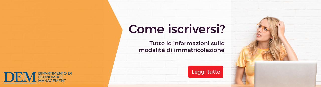 Come Iscriversi all'Università di Pisa