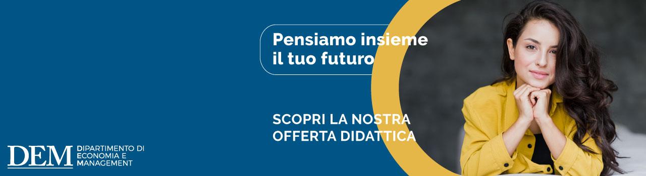 Iscriversi ai Corsi Di Laurea di Economia a Pisa