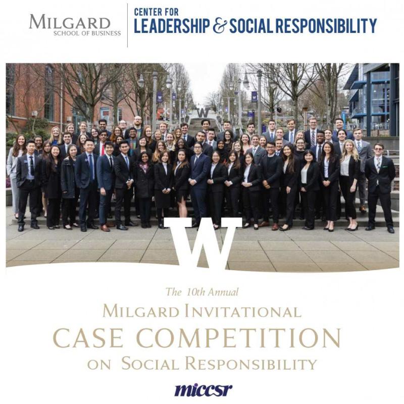 """Bando di selezione per la """"Milgard Invitation Case Competition on Social Responsibility"""""""