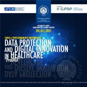 Corso di Formazione in Data Protection and Digital Innovation in Healthcare